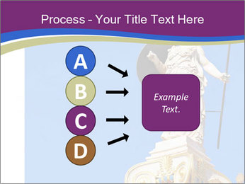 Athena statue PowerPoint Template - Slide 94