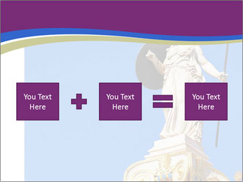Athena statue PowerPoint Template - Slide 95