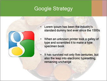 Traditional vegetarian indian PowerPoint Template - Slide 10