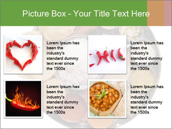 Traditional vegetarian indian PowerPoint Templates - Slide 14