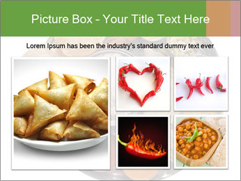Traditional vegetarian indian PowerPoint Templates - Slide 19