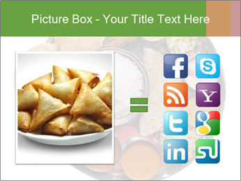 Traditional vegetarian indian PowerPoint Templates - Slide 21