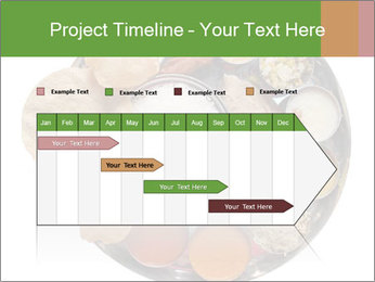 Traditional vegetarian indian PowerPoint Templates - Slide 25