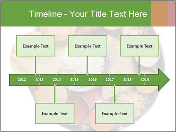 Traditional vegetarian indian PowerPoint Templates - Slide 28