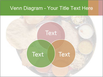 Traditional vegetarian indian PowerPoint Template - Slide 33