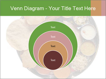 Traditional vegetarian indian PowerPoint Template - Slide 34
