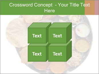 Traditional vegetarian indian PowerPoint Templates - Slide 39