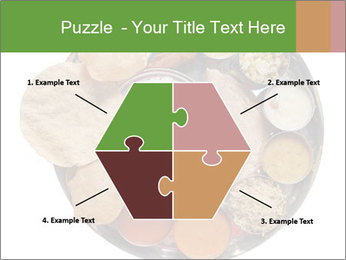 Traditional vegetarian indian PowerPoint Templates - Slide 40