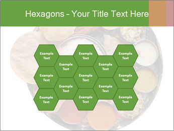 Traditional vegetarian indian PowerPoint Templates - Slide 44