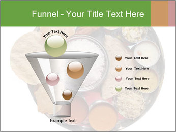 Traditional vegetarian indian PowerPoint Templates - Slide 63