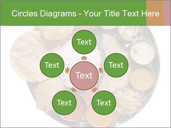 Traditional vegetarian indian PowerPoint Template - Slide 78