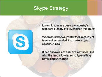 Traditional vegetarian indian PowerPoint Templates - Slide 8