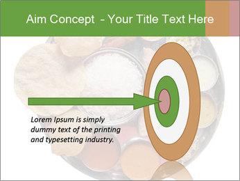 Traditional vegetarian indian PowerPoint Templates - Slide 83