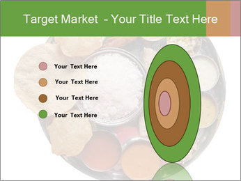 Traditional vegetarian indian PowerPoint Templates - Slide 84