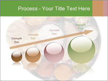 Traditional vegetarian indian PowerPoint Templates - Slide 87