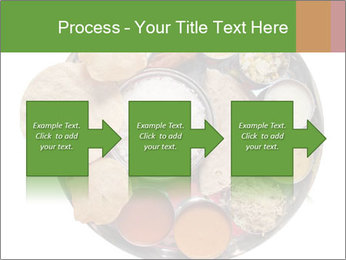 Traditional vegetarian indian PowerPoint Templates - Slide 88