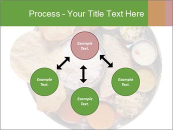 Traditional vegetarian indian PowerPoint Templates - Slide 91