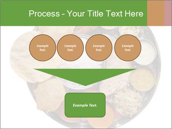 Traditional vegetarian indian PowerPoint Templates - Slide 93