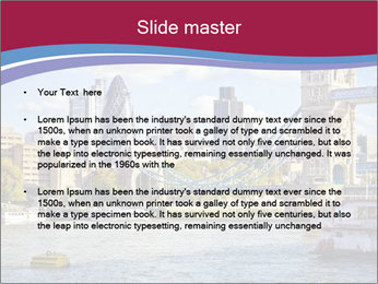 The Tower Bridge PowerPoint Template - Slide 2