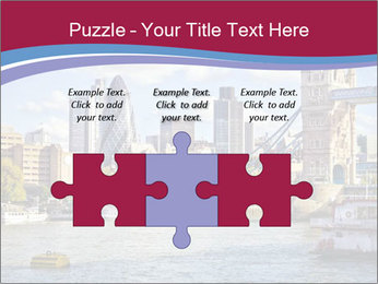 The Tower Bridge PowerPoint Template - Slide 42