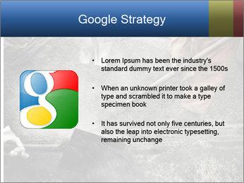 Asphalt worker PowerPoint Templates - Slide 10