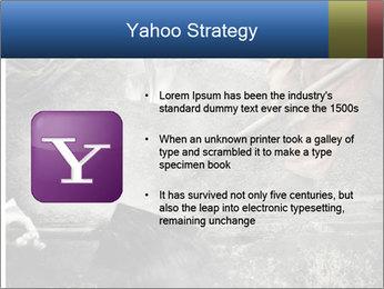 Asphalt worker PowerPoint Templates - Slide 11