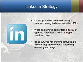 Asphalt worker PowerPoint Templates - Slide 12