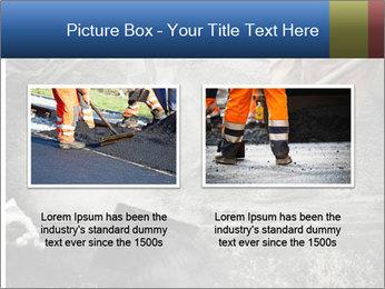 Asphalt worker PowerPoint Templates - Slide 18