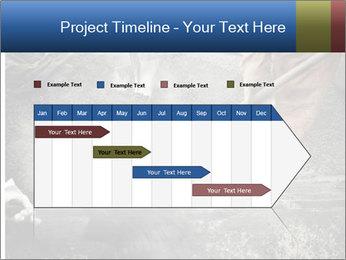 Asphalt worker PowerPoint Templates - Slide 25