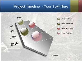 Asphalt worker PowerPoint Templates - Slide 26