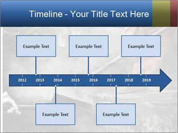 Asphalt worker PowerPoint Templates - Slide 28