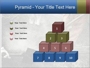 Asphalt worker PowerPoint Templates - Slide 31