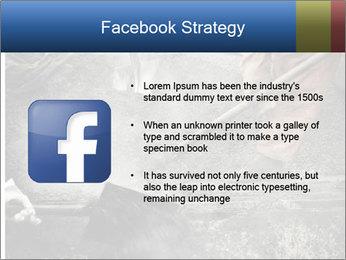 Asphalt worker PowerPoint Templates - Slide 6