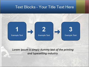 Asphalt worker PowerPoint Templates - Slide 71