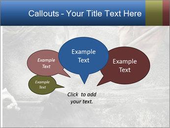 Asphalt worker PowerPoint Templates - Slide 73