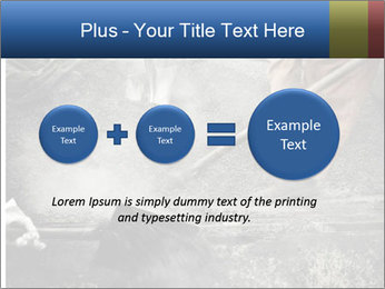 Asphalt worker PowerPoint Templates - Slide 75