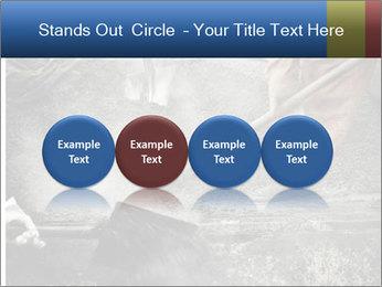 Asphalt worker PowerPoint Templates - Slide 76