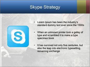 Asphalt worker PowerPoint Templates - Slide 8