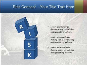 Asphalt worker PowerPoint Templates - Slide 81