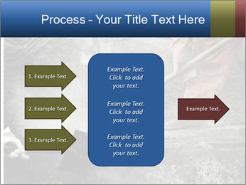 Asphalt worker PowerPoint Templates - Slide 85