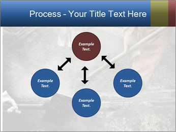 Asphalt worker PowerPoint Templates - Slide 91