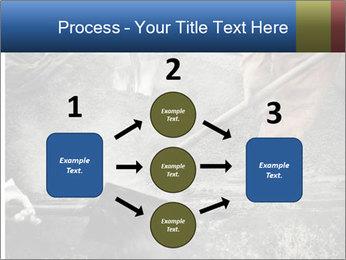 Asphalt worker PowerPoint Templates - Slide 92