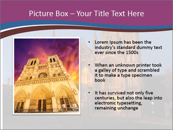 United Kingdom, night PowerPoint Templates - Slide 13