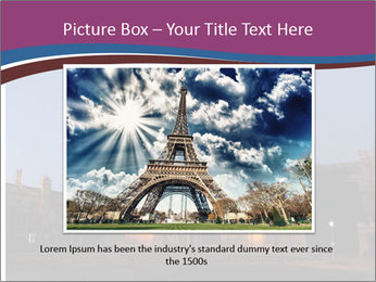 United Kingdom, night PowerPoint Templates - Slide 16