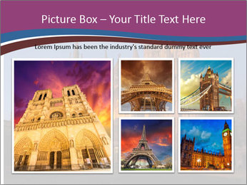 United Kingdom, night PowerPoint Templates - Slide 19