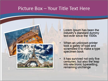United Kingdom, night PowerPoint Templates - Slide 20