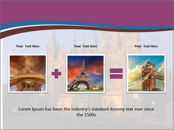 United Kingdom, night PowerPoint Templates - Slide 22