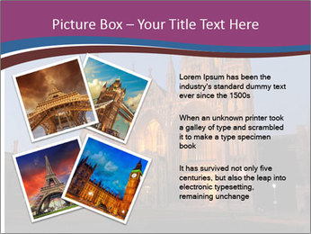 United Kingdom, night PowerPoint Templates - Slide 23