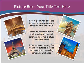 United Kingdom, night PowerPoint Templates - Slide 24