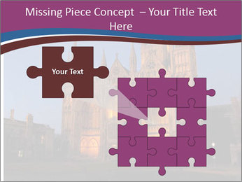 United Kingdom, night PowerPoint Templates - Slide 45